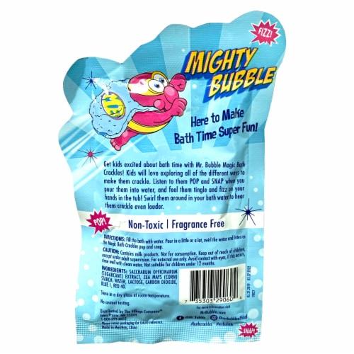 Mr. Bubble Magic Bath Crackles Perspective: back