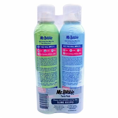 Mr. Bubble Foam Soap Twin Pack Perspective: back