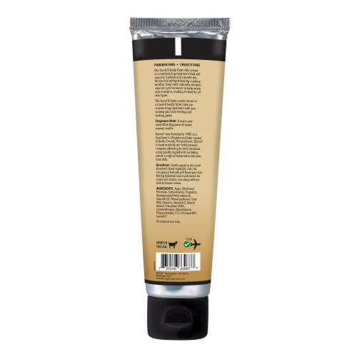 Dionis Vanilla Bean Hand & Body Cream Perspective: back