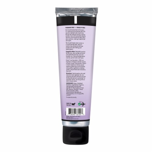 Dionis Lavender Blossom Hand & Body Cream Perspective: back