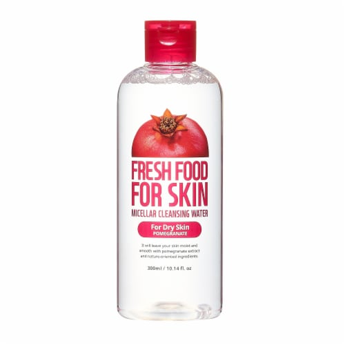 FARMSKIN Triple Pomegranate Cleansing Set for Dry Skin (Freshfood) Perspective: back