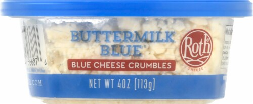 Roth Buttermilk Crumbled Blue Cheese Perspective: back