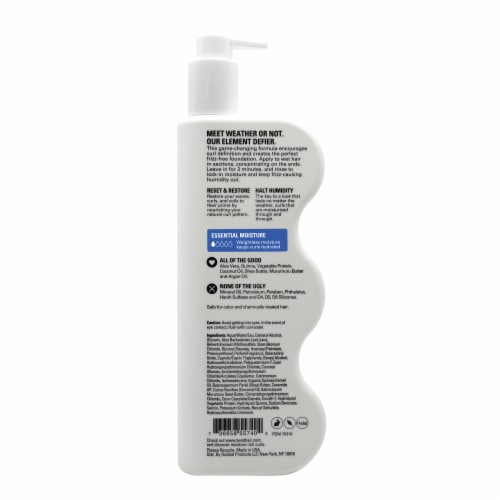 Twist by Ouidad Weather or Not Element-Defying Conditioner Perspective: back