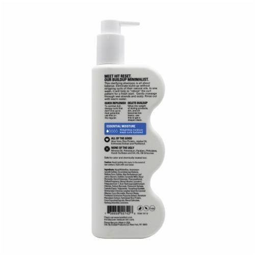 Twist Hit Reset Light Clarifying Shampoo Perspective: back