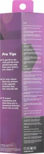 Wet Brush® Black Volumizing Round Brush Perspective: back