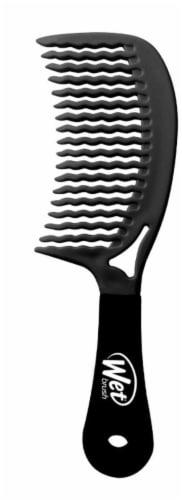 Wet Brush® Black Detangling Comb Perspective: back