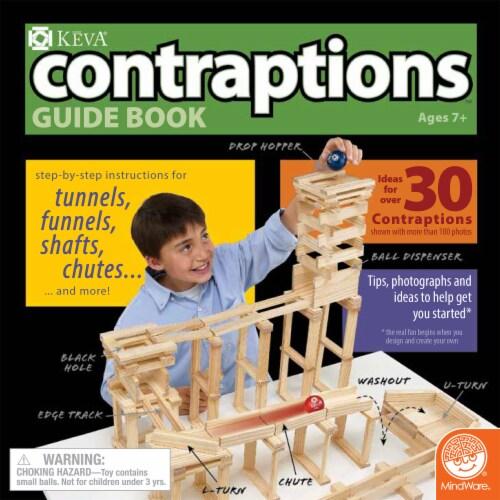 MindWare® Keva® Contraptions Perspective: back