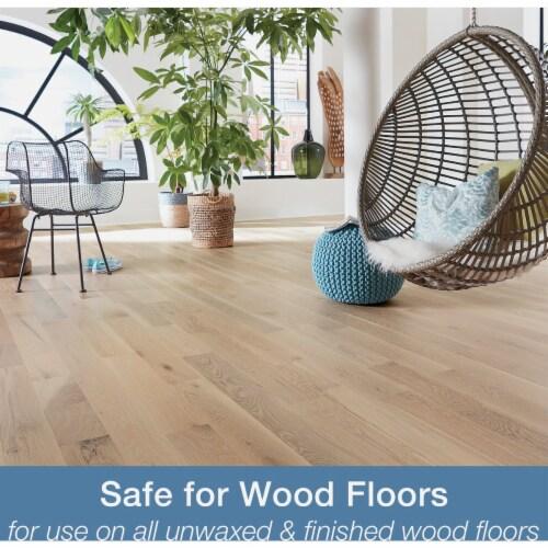 Bona  Low Gloss  Hardwood Floor Polish  Liquid  36 oz. - Case Of: 1; Perspective: back