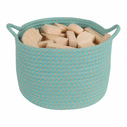 Colonial Mills Outdoor Storage Baskets - Set of 2 Perspective: back