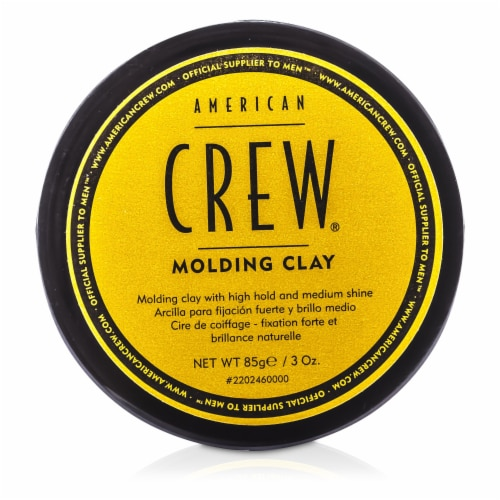 Molding Clay by American Crew for Men - 3 oz Clay Perspective: back