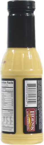 Johnny Fleeman's Honey Mustard Dressing Perspective: back