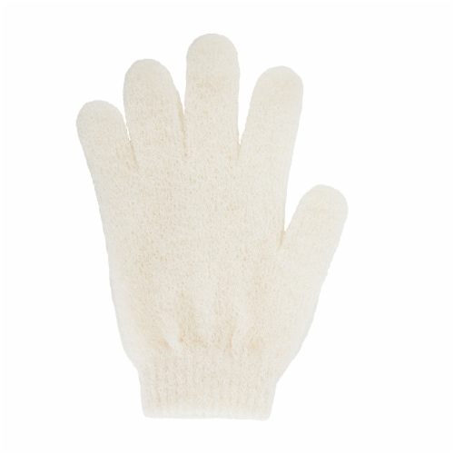 Daily Exfoliating Gloves Perspective: back