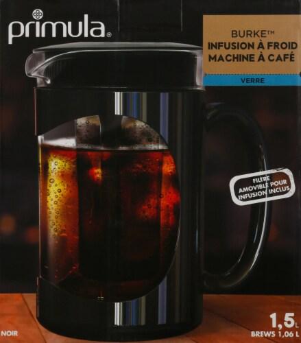 Primula Burke Cold Brew Coffee Maker - Black Perspective: back