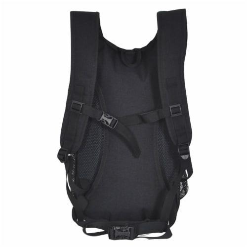 Everest Mini Hiking Pack - Dark Gray/Black Perspective: back