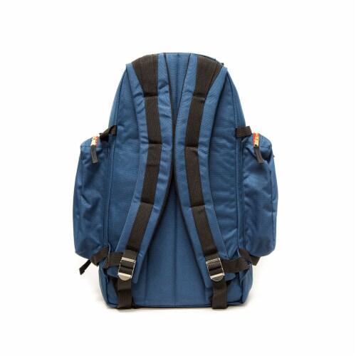 Everest Daypack with Laptop Pocket - Navy Perspective: back