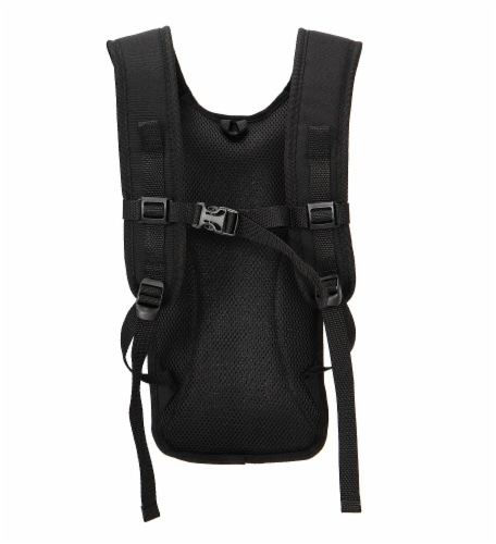 Everest Mound Hiking Pack - Gray/Black Perspective: back