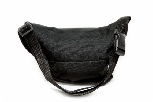 Everest Signature Small Waist Pack - Black Perspective: back