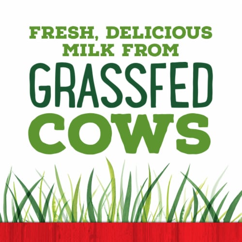 Horizon Organic Grassfed 2% Reduced Fat Milk Perspective: back