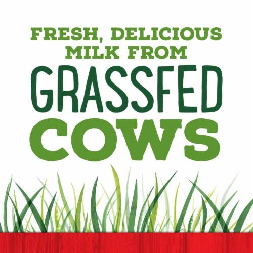 Horizon Organic Grassfed 2% Reduced Fat Milk Perspective: back