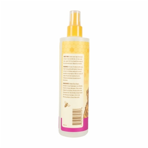 Burt's Bees Waterless Shampoo for Dogs Perspective: back