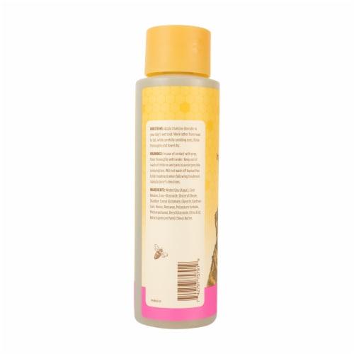 Burt's Bees Hypoallergenic Shea Butter & Honey Dog Shampoo Perspective: back