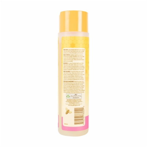 Burt's Bees Shea Butter & Honey Hypoallergenic Shampoo for Cats Perspective: back