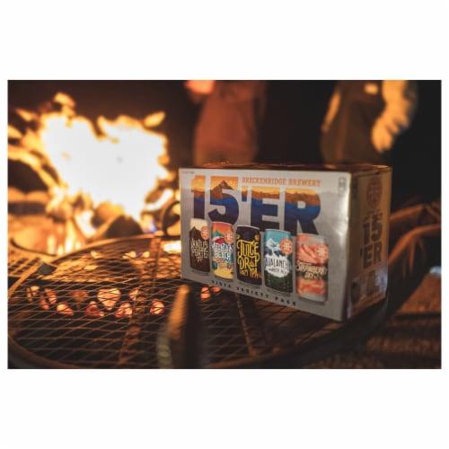 Breckenridge Brewery Vista Beer Variety Pack Perspective: back