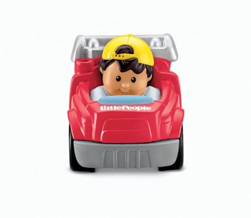 Fisher-Price® Little People Wheelies Dump Truck Perspective: back