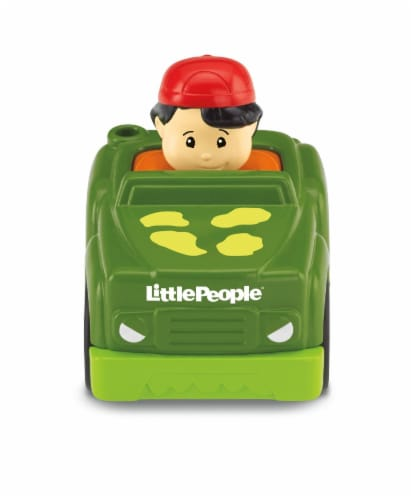 Fisher-Price® Little People Wheelies Koby Perspective: back