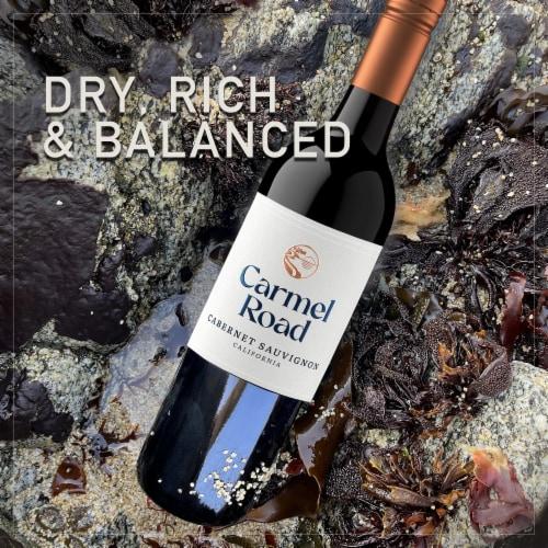 Carmel Road California Cabernet Sauvignon Red Wine Perspective: back