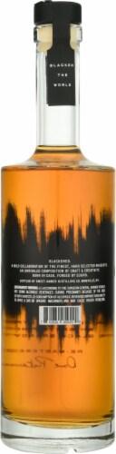 BLACKENED Whiskey Perspective: back