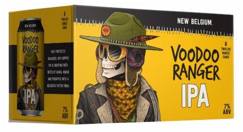 New Belgium Voodoo Ranger IPA Perspective: back