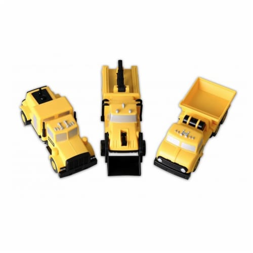 Popular Playthings PPY60315 Construction Vehicles - Grade 4 Perspective: back