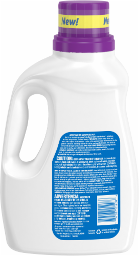 OxiClean Odor Blasters Classic Clean Scent Odor & Stain Remover Laundry Booster Perspective: back