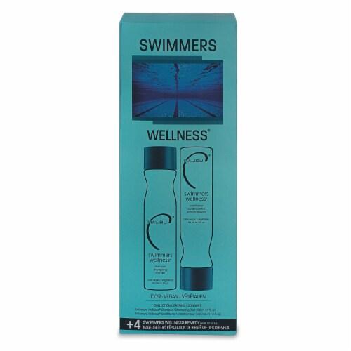 Malibu C Swimmers Wellness Treatment Kit Perspective: back