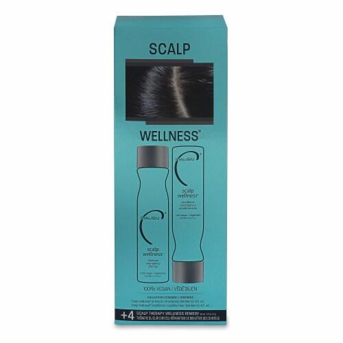 Malibu C Scalp Wellness Kit Perspective: back