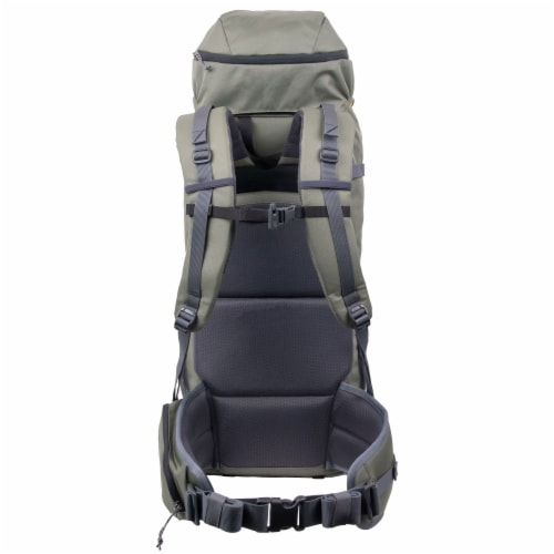 NorthRange Shaddox 40L Camping Backpack Perspective: back