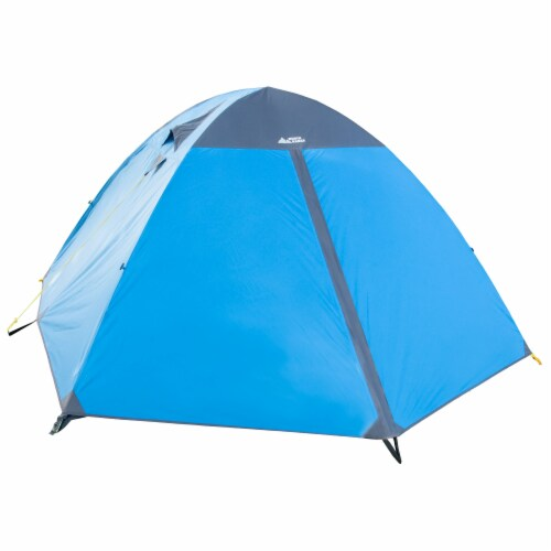 North Range Cross Country 2-Person Tent Perspective: back