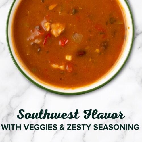 Bear Creek Tortilla Soup Mix Perspective: back