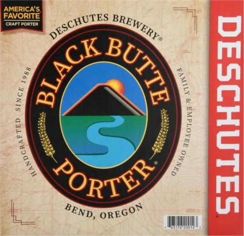 Deschutes Brewery Black Butte Porter Perspective: back