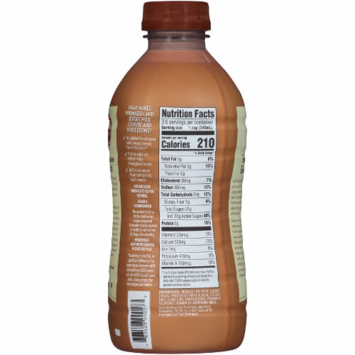 Promised Land Dairy 2% Reduced Fat Midnight Chocolate Milk ...