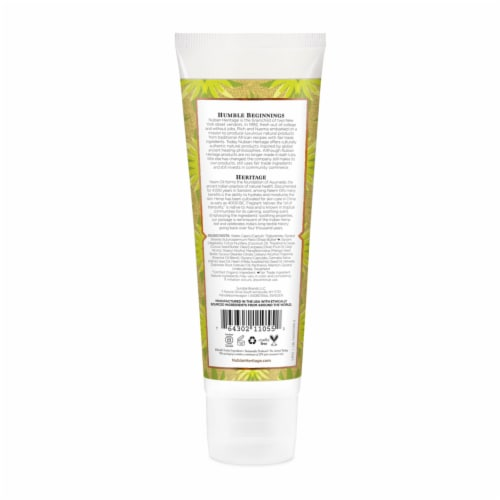 Nubian Heritage Indian Hmp Hand Cream Perspective: back