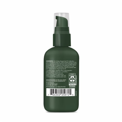 SheaMoisture Men Beard Conditioning Oil Perspective: back