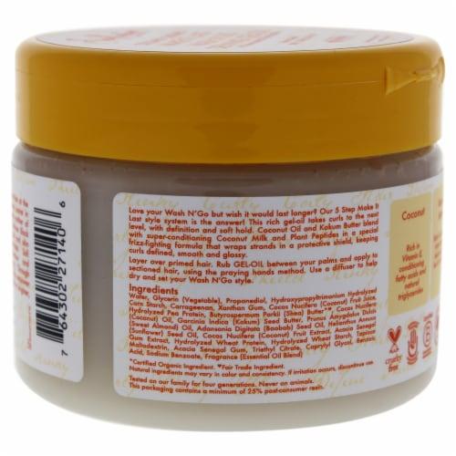 Coconut Custard Make It Last Wash N Go Defining Gel Oil Perspective: back