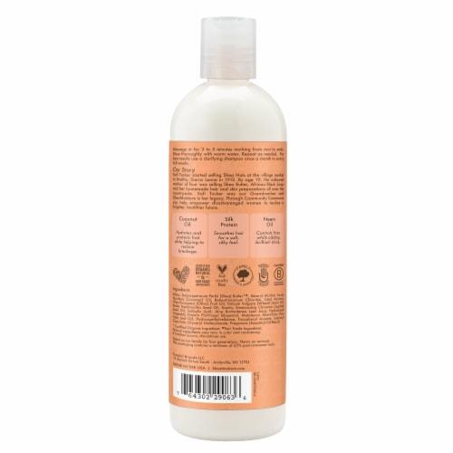 SheaMoisture Coconut & Hibiscus Curl Moisture Co-Wash Perspective: back