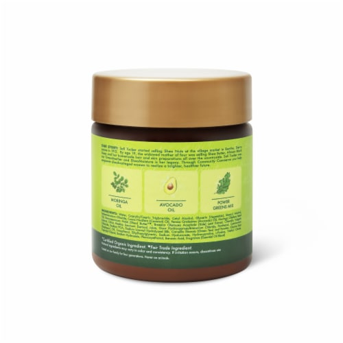 Shea Moisture® Power Greens Moringa & Avocado Reconstructor for Curly Hair Perspective: back