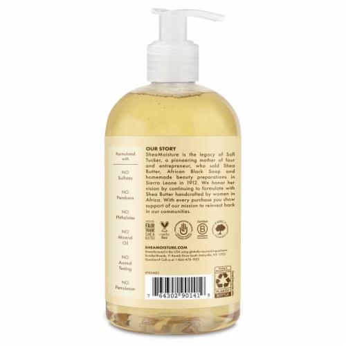 SheaMoisture® Baby Raw Shea Chamomille And Argan Wash And Shampoo Perspective: back