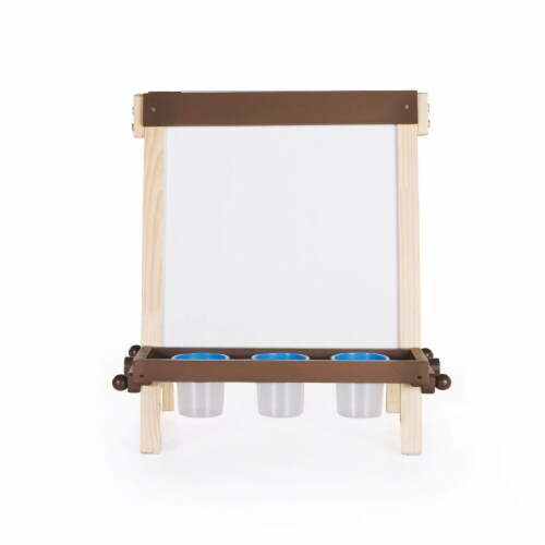 Wooden Tabletop Easel - Pack of 2 Perspective: back