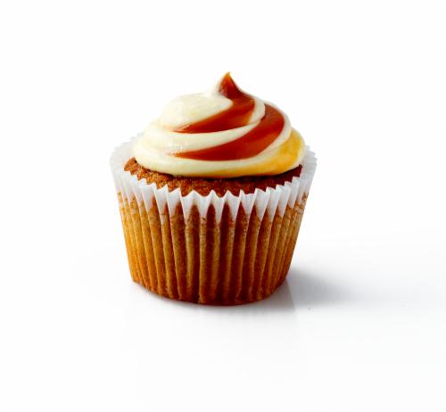 Kimberley's Bakeshoppe Caramel Macchiato Cupcakes Perspective: back