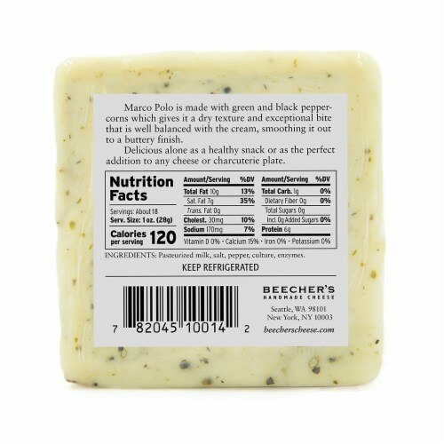 Beecher's Marco Polo Cheese Perspective: back
